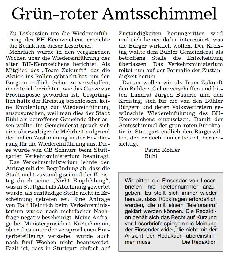 Acher- und Bühler Bote, 25.02.2013