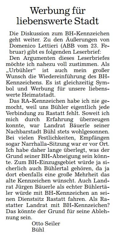 Acher- und Bühler Bote, 26.02.2013