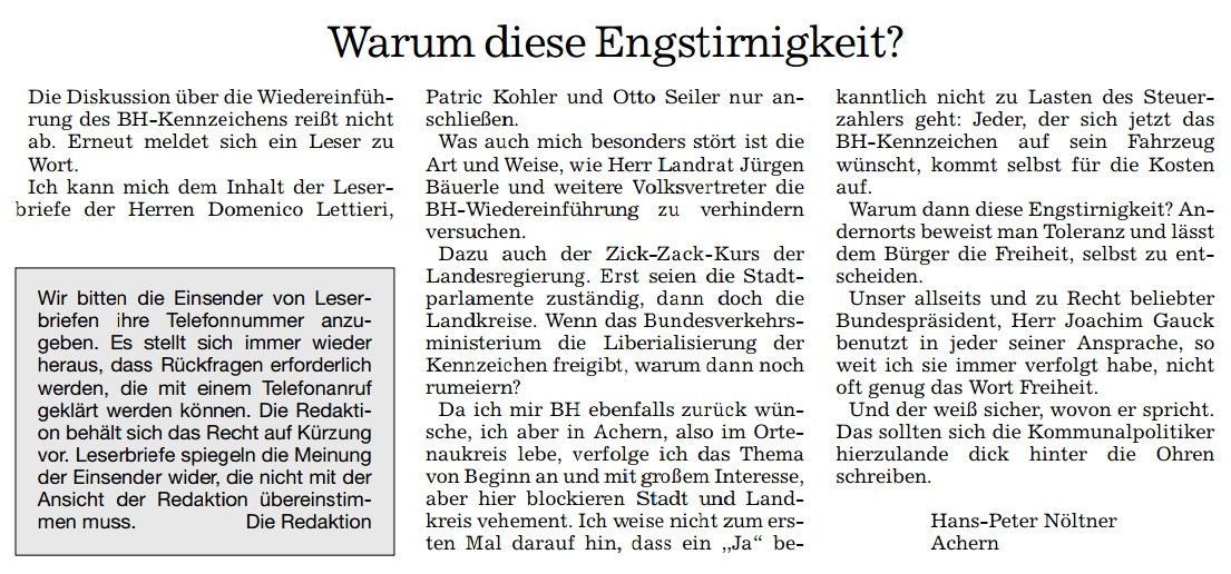 Acher- und Bühler Bote, 27.02.2013