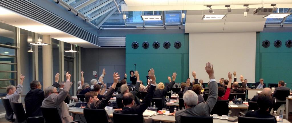 Der Rastatter Kreistag beschließt für Bühl die Wiedereinführung des Altkennzeichens BH