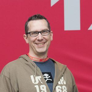 Ralf Heinrich auf der #rp14