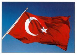 Türkische Flagge (Foto: Armagan Tekdoner)